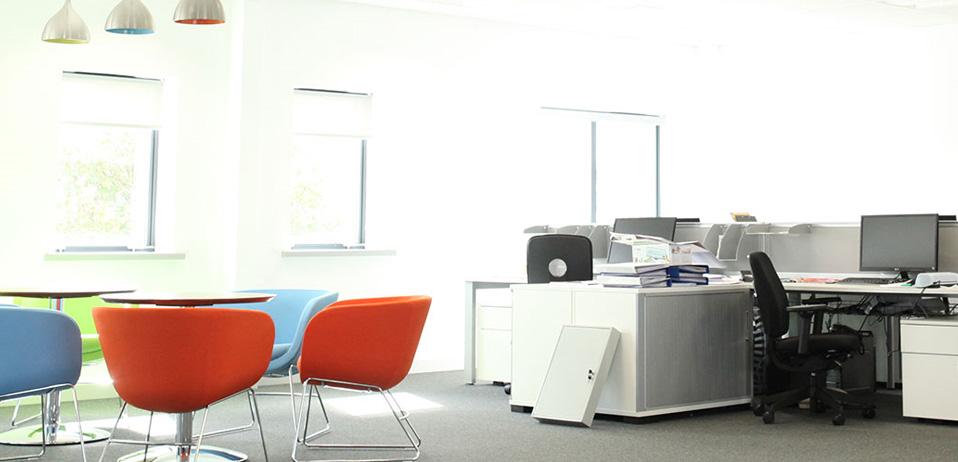 lyddemping-kontor